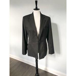 The Limited Black Blazer L